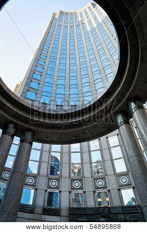 Circle Skyscraper
