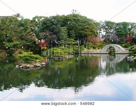 Japan Hiroshima Shukkeien Gardens