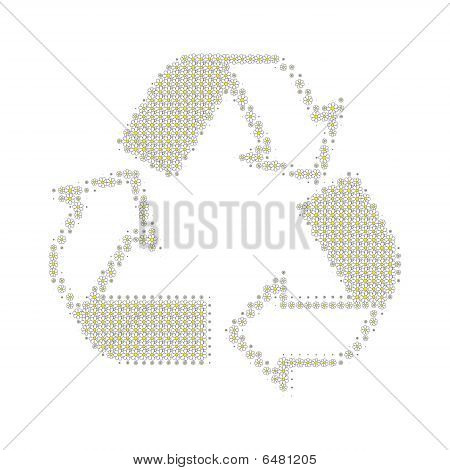 Recycle White