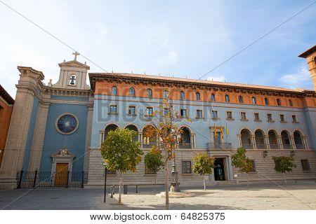Aragon Teruel Archivo Historico Provincial in Spain