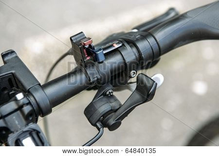 Electric Bike Steering Switch