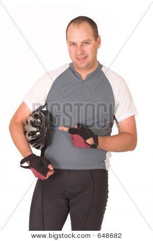 Cyclist #5