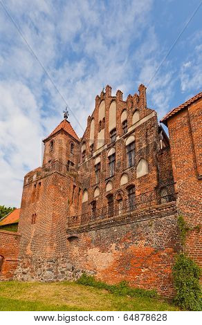 Burghers Hall (1489) In Torun, Poland