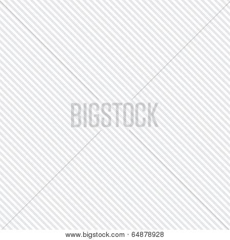 Diagonal lines white pattern.