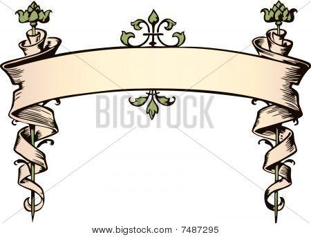 Fancy scroll