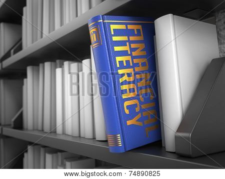 Financial Literacy - Title of Book.