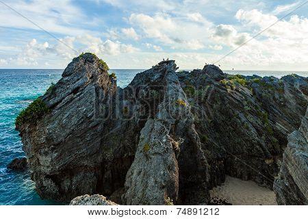 Bermuda Rock Formations