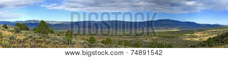 Utah Landscape Off Utah Hwy 25