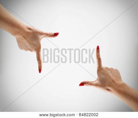 Hand Frame