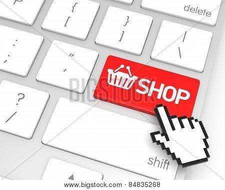 Shop Enter Key