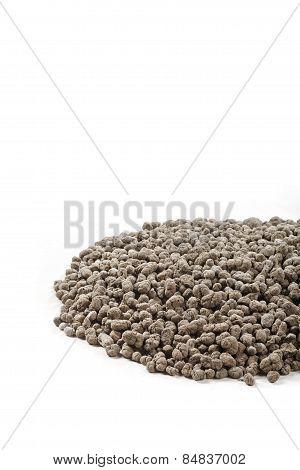 Fine Gravel From Diatomite