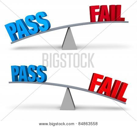 Pass Or Fail Set