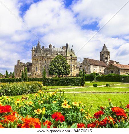 beautiful castles of France - Jumilhac-le-grand