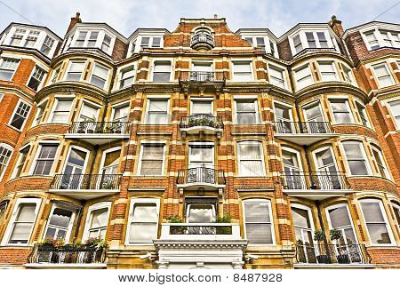 Apartment Building In London