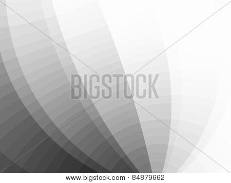 gray shades background