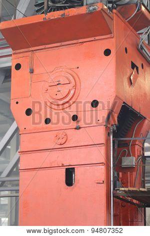 Powerful Mechanical Crank Press