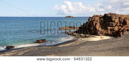 Djeu Beach Landscape