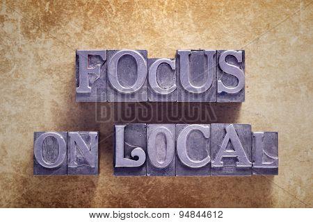 Focus On Local Met