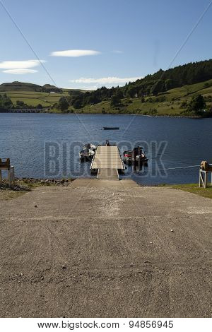 Ladybower Jetty