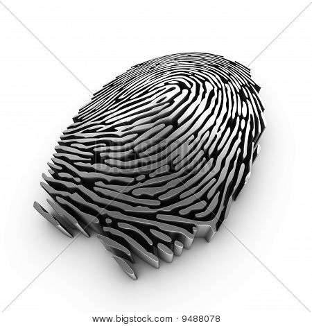 Digital fingerprint for authentication