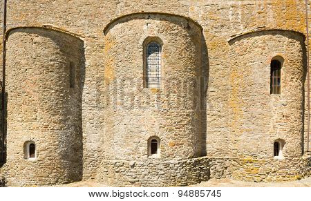 Farneta Abbey In 1014 In Cortona, Tuscany