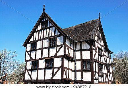 Rowleys House, Shrewsbury.