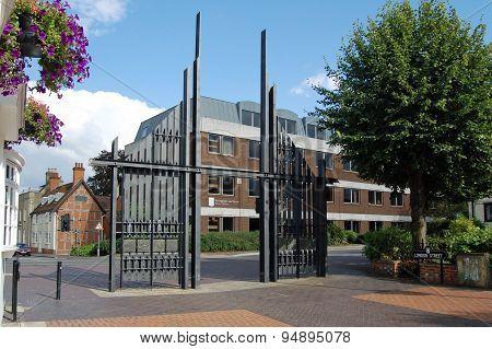 Triumphal Gates, Basingstoke
