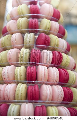 Stacked Macaroons
