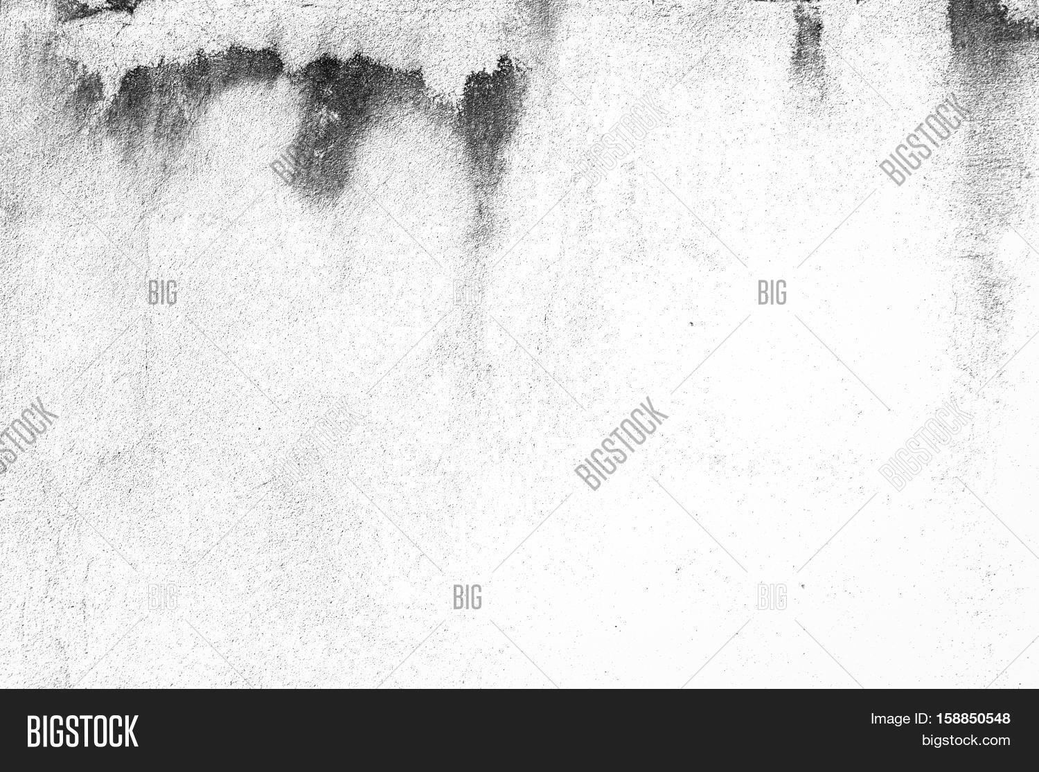 Abstract Grunge Background Dirty Wall Distressed Texture Overlay Effect Black