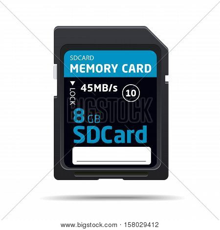 vector memory sd card for various devices