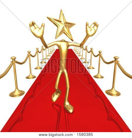 Star Of The Red Carpet