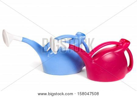 Two Color Watering Cans