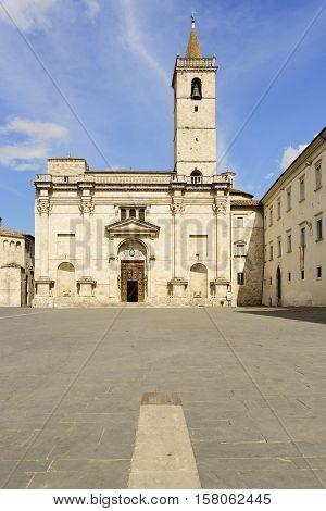 Cathedral Ascoli Piceno