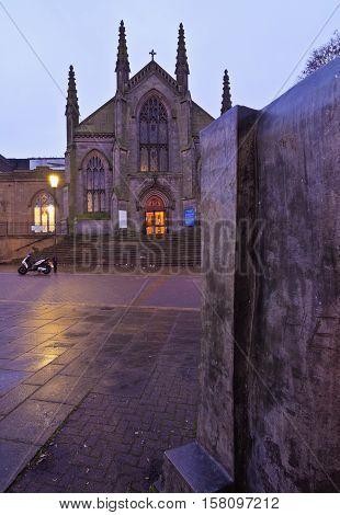 St Mary's Metropolitan Cathedral In Edinburgh