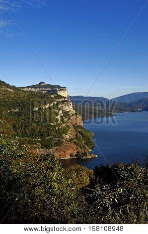 Dam of Sau and