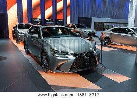 Lexus Showroom On Display