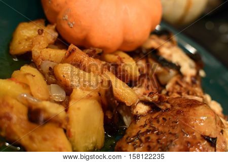 Thanksgiving dinner leftovers healthy food cooking ingredients using colorful decorative pumpkins in creative cooking dishes after Thanksgiving meal for creative fun family meals there's more to pumpkin than pie