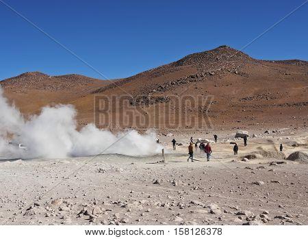 Bolivian Landscape