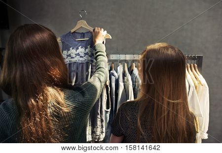 Clothes Shop Costume Dress Fashion Store Style
