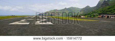 Airport and Runway