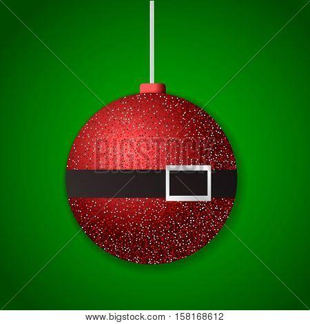 Stylish Christmas Ball