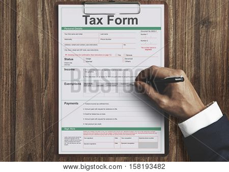 Tax Credits Claim Return Deduction Refund