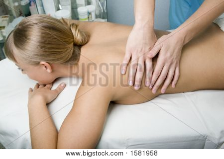 Relaxing Body Massage