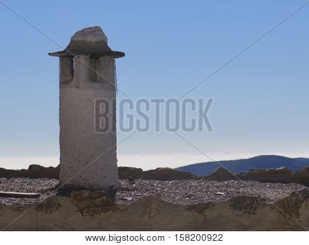 Berber Stile Chimney
