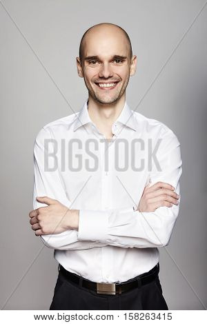 Portrait Of Successful Man