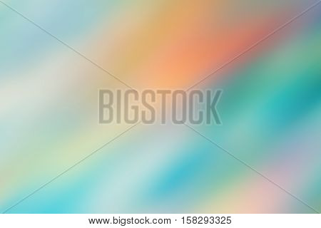 Abstract colorful background warm green and red colors tone cinematic effect motion blur horizontal