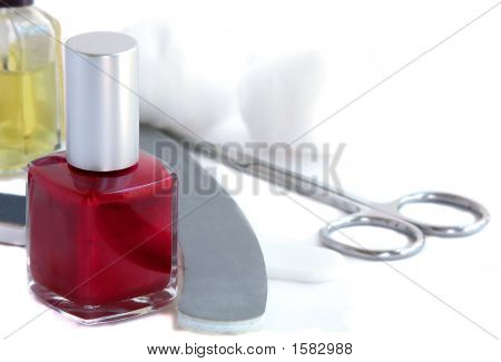 Nail Tools In Isolation
