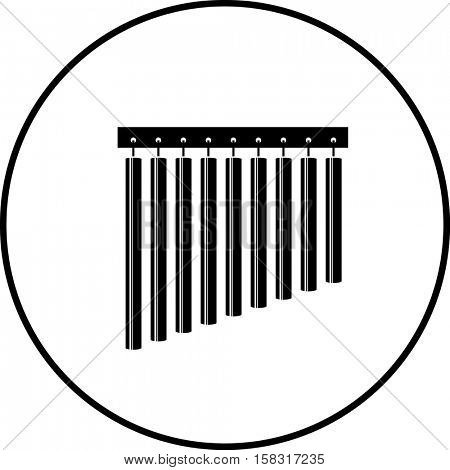 chimes symbol