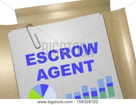 Escrow Agent Concept