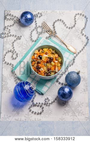 caponata traditional christmas salad recipe